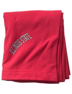 Illinois State University Redbirds  Sweatshirt Blanket
