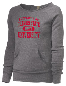Illinois State University Redbirds Alternative Women's Maniac Sweatshirt