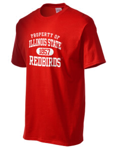 Illinois State University Redbirds Men's Essential T-Shirt