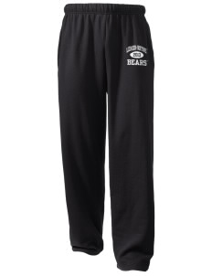Lenoir-Rhyne University Bears  Holloway Arena Open Bottom Sweatpants