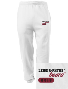 Lenoir-Rhyne University Bears Embroidered Men's Sweatpants with Pockets