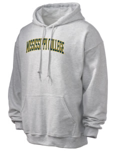 Mississippi College Choctaws Ultra Blend 50/50 Hooded Sweatshirt