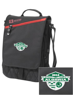 Algeria Soccer Embroidered OGIO Module Sleeve for Tablets