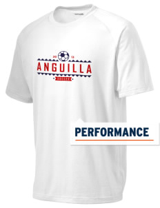 Anguilla Soccer Men's Ultimate Performance T-Shirt