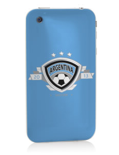 Argentina Soccer Apple iPhone 3G/ 3GS Skin