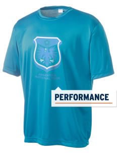 Argentina Soccer Men's Competitor Performance T-Shirt