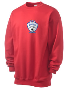 Armenia Soccer Men's 7.8 oz Lightweight Crewneck Sweatshirt