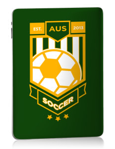 Australia Soccer Apple iPad Skin