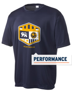 Australia Soccer Men's Competitor Performance T-Shirt