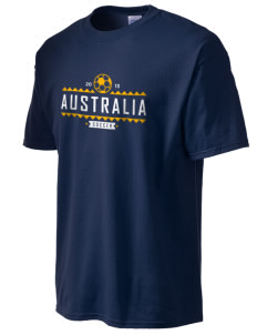 Australia Soccer Men's Essential T-Shirt