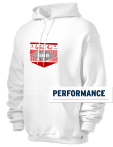 Bahrain Soccer Russell Men's Dri-Power Hooded Sweatshirt
