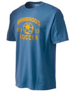 Barbados Soccer Men's Essential T-Shirt