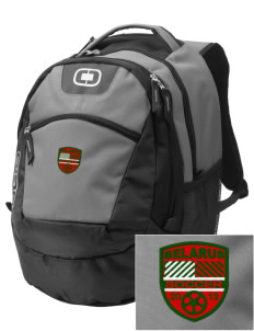 Belarus Soccer Embroidered OGIO Rogue Backpack