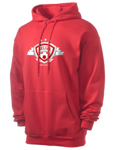 Belize Soccer Men's 7.8 oz Lightweight Hooded Sweatshirt
