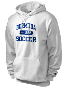 Bermuda Soccer Champion Men's Hooded Sweatshirt