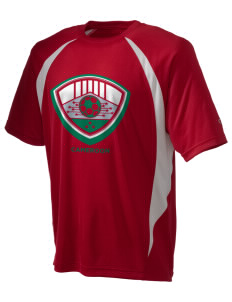 Cameroon Soccer Champion Men's Double Dry Elevation T-Shirt