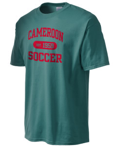 Cameroon Soccer Men's Essential T-Shirt