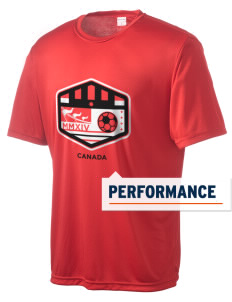 Canada Soccer Men's Competitor Performance T-Shirt
