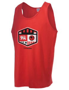 Canada Soccer  Men's Ultra Cotton Tank