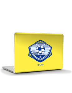 "Chad Soccer Apple MacBook Air 13"" Skin"