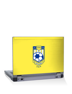 "Chad Soccer 10"" Laptop Skin"