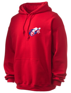 Chinese Taipei Soccer Ultra Blend 50/50 Hooded Sweatshirt