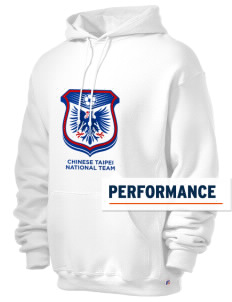 Chinese Taipei Soccer Russell Men's Dri-Power Hooded Sweatshirt