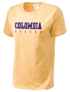 Colombia Soccer Women's Essential T-Shirt