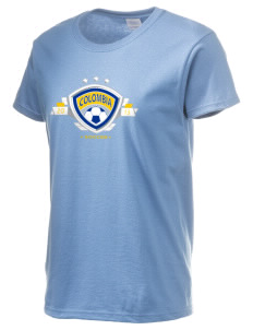 Colombia Soccer Women's 6.1 oz Ultra Cotton T-Shirt