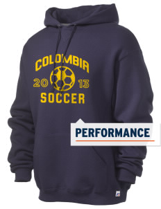 Colombia Soccer Russell Men's Dri-Power Hooded Sweatshirt