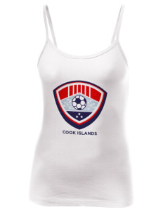 Cook Islands Soccer Women's Louise Longer Length Tank