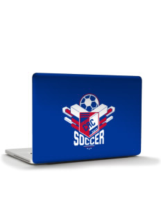 "Costa Rica Soccer Apple MacBook Pro 15.4"" Skin"