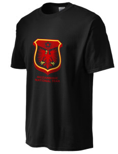 Mozambique Soccer Tall Men's Essential T-Shirt