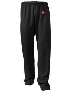 Nepal Soccer Embroidered Holloway Men's 50/50 Sweatpants