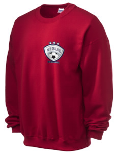 New Zealand Soccer Ultra Blend 50/50 Crewneck Sweatshirt