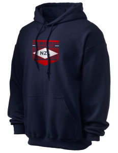 New Zealand Soccer Ultra Blend 50/50 Hooded Sweatshirt