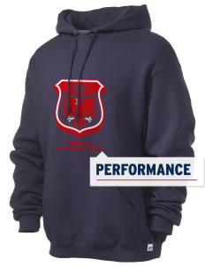 Norway Soccer Russell Men's Dri-Power Hooded Sweatshirt