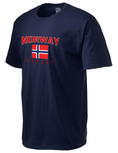 Norway Soccer Ultra Cotton T-Shirt