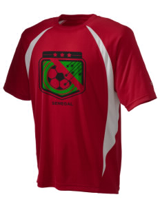 Senegal Soccer Champion Men's Double Dry Elevation T-Shirt