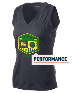 Senegal Soccer Women's Performance Fitness Tank