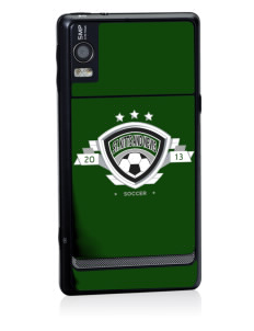St. Kitts and Nevis Soccer Motorola Droid 2 Skin