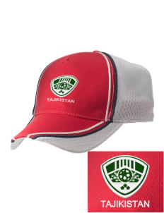 Tajikistan Soccer  Embroidered Champion Athletic Cap