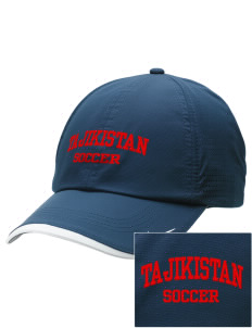 Tajikistan Soccer Embroidered Nike Dri-FIT Swoosh Perforated Cap