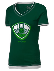 Tanzania Soccer Holloway Women's Dream T-Shirt