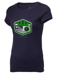 Tanzania Soccer Holloway Women's Groove T-Shirt