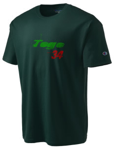 Togo Soccer Champion Men's Tagless T-Shirt