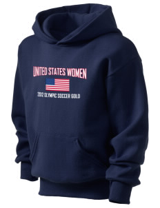 United States Soccer Kid's Hooded Sweatshirt