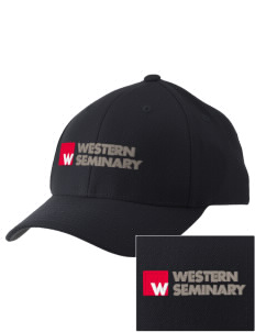 Western Seminary Est. 1927 Embroidered Pro Model Fitted Cap