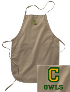 Camden Primary School Owls Embroidered Full Length Apron