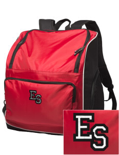 Emily Spong Elementary School Cadets Embroidered Holloway Backpack